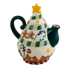 Ginger Bread Teapot