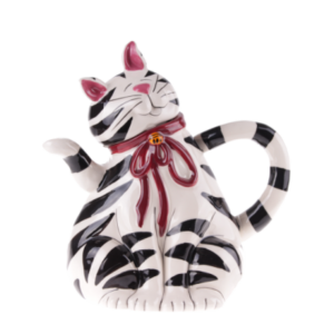 Clancy the Cat Teapot