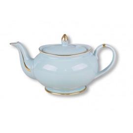 Christiana Vintage Blue Teapot