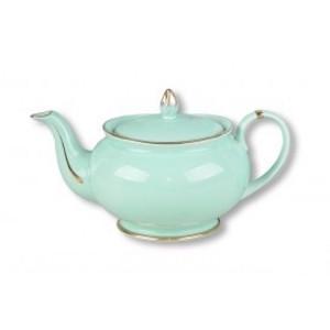 Christiana Vintage Teal Teapot