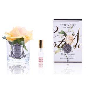 Côte Noire Perfumed Rose White Peach