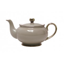 Christiana Vintage Royale Warm Grey Teapot