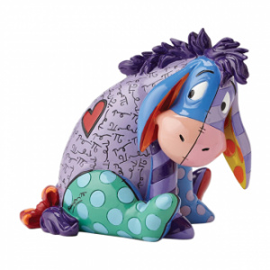 Disney Britto Eeyore Figurine Medium