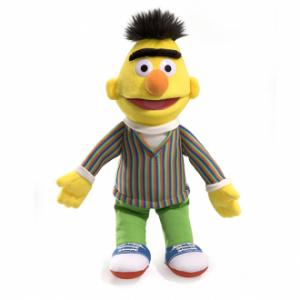 Sesame St Soft Toy Bert 30cm