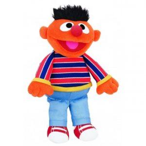 Sesame St Soft Toy Ernie 24cm