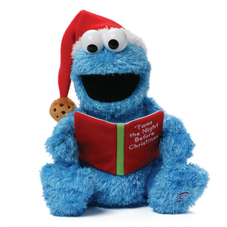 Night Before Christmas Cookie Monster