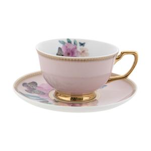 Cristina Re Butterfly Garden Teacup
