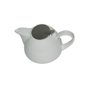 Ambrosia Electra 500ml White Tea Pot