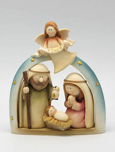 Children All In One Holy Family Nativity