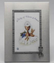 Silver Communion Frame