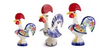 Portuguese Roosters