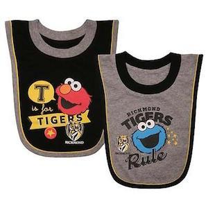 Richmond Sesame Street Baby 2 Piece Bib Set