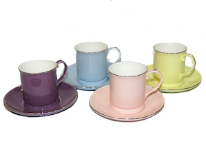 Espresso Cups set of 4