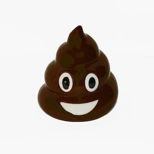 Emoji Poop Money Box