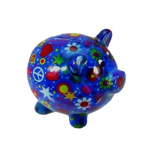 Pomme Pidou Peggy Pig Money Bank