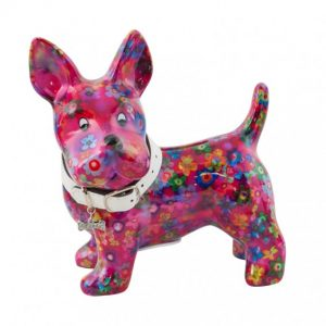 Pomme Pidou Boomer Dog Money Bank
