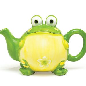 Toby Toad Teapot