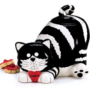 Chester Cat Cookie Jar