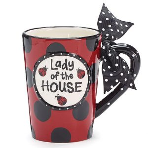 Lady Of The House Mug