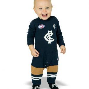 AFL Carlton Original Footy Suit