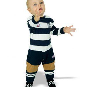 AFL Geelong Original Footy Suit