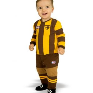 AFL Hawthorn Hawks Original Footy Suit