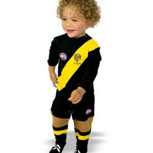 AFL Richmond Tigers Original Footy Suit