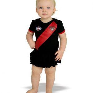 AFL Essendon Girls Footy Suit