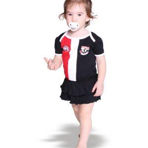AFL Saint Kilda Girls Footy Suit