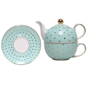 Christiana Miss Alice Tea For One Turquoise
