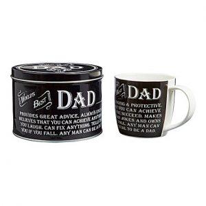 Best Dad Mug In A Tin