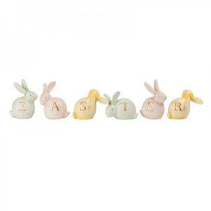 Set 6 Easter Bunny