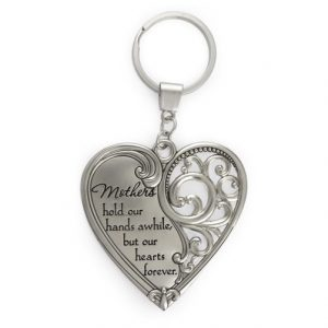 Keyring Mothers Hold Our Hands