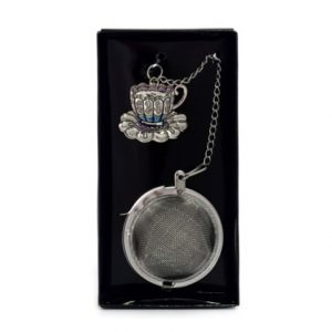 Cup and Saucer Tea Ball Infuser