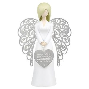 You Are An Angel Figurine 155mm Always Believe