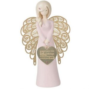 You Are An Angel Figurine 155mm The Little Things Baby Girl
