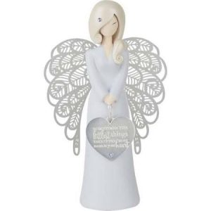 You Are An Angel Figurine 155mm The Little Things Baby Boy