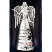 A Mother Gives Us Courage To Follow Our Dreams Angel Ornament