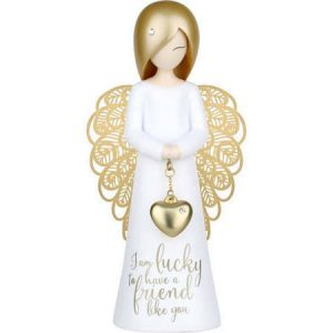 You Are An Angel Figurine 125mm I Am Lucky