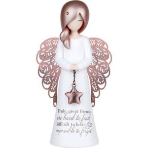 You Are An Angel Figurine 125mm Truly Great Friends