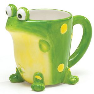 Toby The Toad Mug