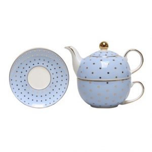 Christiana Miss Alice Tea For One Blue