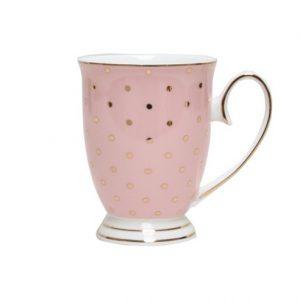 Christiana Miss Alice Dusty Pink Mug