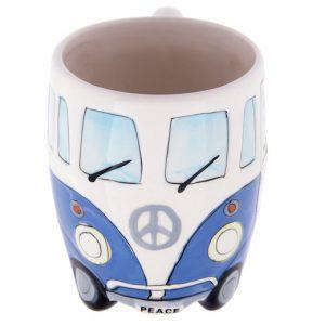 Camper Van Mug Blue