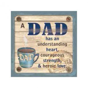 Dad Cuppa Coaster