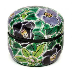 Tsubaki Green Round Tea 150gm Canister