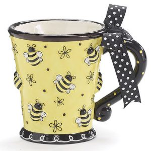 Bee days Ceramic Mug