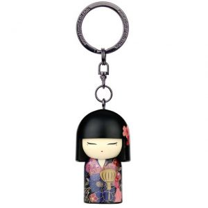 Kimmidoll Chikako Insightful Keychain