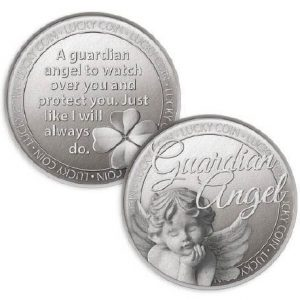 Lucky Coin Guardian Angel
