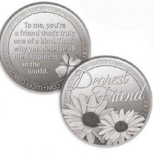 Lucky Coin Dearest Friend